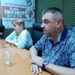Interviurile Infinit FM din data de 1 septembrie 2021. Invitați: Eduard Berca(PNL) și Mădălina Negrescu(PSD)