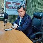 Interviurile Infinit FM din data de 16 septembrie 2021. Invitat: Marcel Romanescu, primarul Municipiului Târgu-Jiu