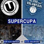 11:27 SuperCupa României se joacă la Târgu-Jiu