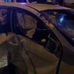 08:16 Tineri răniți într-un accident la Târgu-Jiu