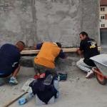 Motru: Lucrări la acoperișul Casei de Cultură