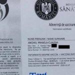 08:52 Reţea de falsificare a adeverinţelor de vaccinare la Primăria Drobeta Turnu Severin