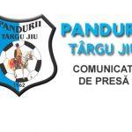 Pandurii Târgu-Jiu anunţă revenirea membrilor asociaţi alături de echipă