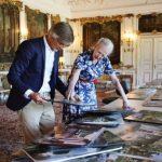 Regina Danemarcei, angajată de Netflix să creeze decoruri şi costume pentru un film