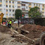 08:51 Lucrări de reabilitare într-un cartier din Târgu-Jiu