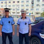 """08:54 Polițiști locali dotaţi cu """"body cam""""-uri, montate pe uniforme"""