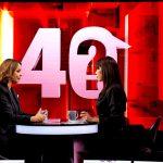 """Emisiunea """"40 de întrebări cu Denise Rifai"""" își schimbă ziua de difuzare"""