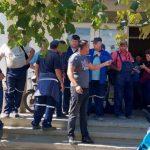 18:48 Manu Tomescu, discuţii cu minerii de la Cariera Tismana 2
