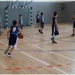 BASCHET: Grupa U13 Masculin a CSM Târgu Jiu, la primul turneu oficial