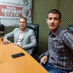 Interviurile Infinit FM din data de 5 octombrie 2021. Invitați: Primarul Liviu Cotojman(PNL) și Luis Popa(PSD)