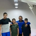 Cei mai mici luptători ai CSM Târgu-Jiu, la primul turneu oficial
