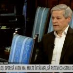 07:02 Cioloş: Utopic este să vorbim despre un premier PNL