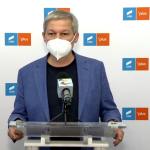 08:11 Cioloş: Nu îmi doresc să intru în guvern, vreau să mă ocup de partid