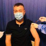 07:34 Încă un ministru s-a vaccinat cu doza a treia