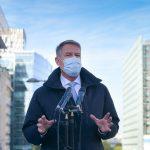 11:44 Iohannis: În vestul Europei pandemia a fost domolită prin vaccinare. Noi de ce nu putem aşa ceva?