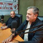 Interviurile Infinit FM din data de 26 octombrie 2021. Invitați: Eftemie Popescu, director Parc Industrial Gorj și jurnalistul Claudiu Matei
