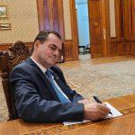 14:44 Orban şi-a dat demisia de la şefia Camerei Deputaţilor