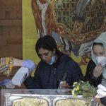 14:07 Patriarhia Română: Sărbătoarea Sfântului Dimitrie cel Nou, în condiţii de maximă rigoare
