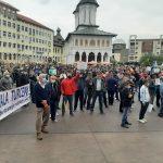 20:26 Reducerea vârstei de pensionare. Federațiile din CE Oltenia cer aprobare pentru noi proteste