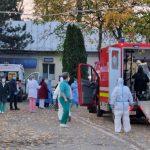 COD ROȘU la Spitalul Târgu-Cărbunești. Pacienții au rămas fără oxigen, două persoane decedate